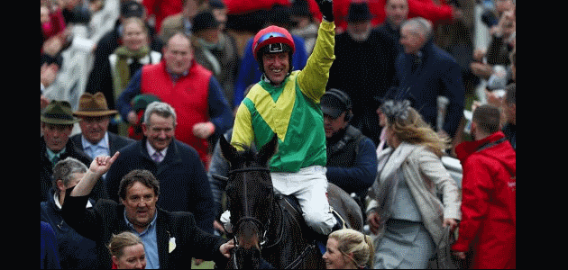 Cheltenham Festival 2017 Betting Odds - Sizing John 7/1 Wins the Gold Cup